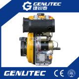 456cc refrigerado por aire solo cilindro 11HP motor diesel (DE188F)