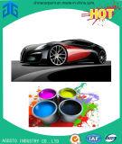 Влияние горячего самого лучшего надувательства металлическое затаврит краску автомобиля