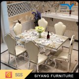 Home Furniture Royal Dining Set Dinner Table