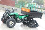 Quattro gomma di neve di memoria dell'azienda agricola ATV 250cc di colore grande
