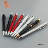 Pluma lisa de la escritura del bolígrafo del color de la calidad de Hight diversa en venta