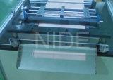 Formación de papel del aislante del estator del motor y cortadora