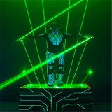 Singola esposizione verde dell'uomo del laser della luce laser del pavimento di Dancing della luce laser