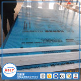 Mutiwall Sunproof Customized Size Durable Roofing Hollow PC Sheet