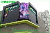 Ledsolution P10 annonçant l'Afficheur LED extérieur polychrome