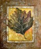 Peinture à l'huile abstraite 0113