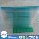 Plaque extérieure élevée de polycarbonate de lucarne de la transmission de la lumière 10mm