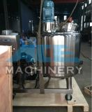 el tanque de mezcla sanitario del acero inoxidable 500L con la función de enfriamiento (ACE-JBG-B8)