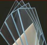 Strato chiaro ottico resistente Crack del plexiglass della fibra di 3mm