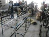 Trunking do fio do cabo do PVC que faz a máquina (SJ)