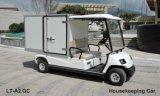 Elektrisches Haushaltung-Auto mit Schlussteil-Batterie (48V Lt-A2. GASCHROMATOGRAPHIE)