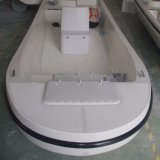 4-8m Fiberglaspanga-Fischerboot mit Hardtop Option