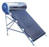 Chauffe-eau solaire de la bobine En12976 de cuivre compacte