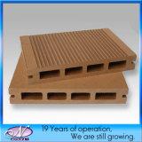 madera del wpc compuesto plástico de jardín / exterior valla cubierta / suelo ( nyn150 * 25 )