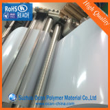0.26mm 트럼프패를 만들기를 위한 백색 광택 있는 PVC 장