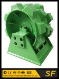굴착기 롤러 드럼 바퀴 압축 굴착기 바퀴 쓰레기 압축 분쇄기