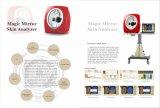 De nieuwste Magische Scanner van de Huid van de Spiegel Gezichts met Licht RGB/UV/Pl