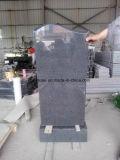 Надгробная плита G654 европейская/русская/американская типа гранита/мраморный с подгонянной конструкцией