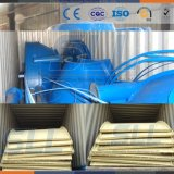 Vastgebout & Gelast sluit de Bak van het Cement/Tank/Vultrechter aan