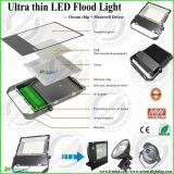 IP65 옥외 방수 LED 반사체 램프 80W LED 플러드 빛