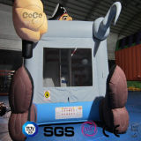 Uitsmijter van de Piraat van het Ontwerp van Cocowater de Opblaasbare voor Jonge geitjes LG9041