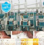 Chaîne de production de farine usine de fraisage de maïs de la Zambie