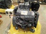 De Gekoelde Dieselmotor F2l912 van Genset Lucht