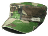 Schleifen Washed Distressed Print Camouflage Army Military Cap ( TRN022 )
