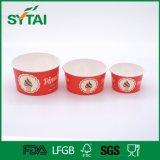 고품질 음식 급료 PE 광택지 요구르트 컵