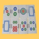 Tarjetas que juegan populares de tarjetas de juego con la gran impresión