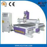 Router de madeira do CNC 3D da linha central 1325 do equipamento 6kw 3 de China com Ce