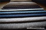 Tissu d'ouatine tissé par polyester 100% neuf pour le sofa