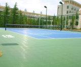 Polypropylen-modularer Tennis-Bodenbelag (Tennis-Goldsilber-Bronze)