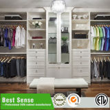 Inteiramente Customized Walk no quarto Wardrobe