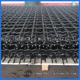 Engranzamento de fio frisado aço galvanizado