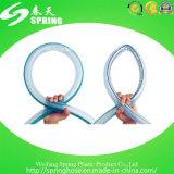 Tubo flessibile di giardino flessibile Braided del PVC della fibra