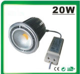Bulbo ligero de la MAZORCA LED AR111 20W Dimmable LED