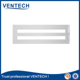 Diffusore bianco dell'aria della barra della scanalatura di colore per uso di ventilazione