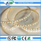 1 SMD3528の暖かく白く、涼しい白のCCTの調節可能なストリップ