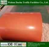 PPGI Prepainted гальванизированная стальная катушка с по-разному цветами