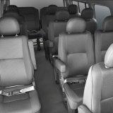 KINGSTAR نبتون L6 17 مقاعد السيارات، حافلة خفيفة، باص