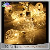 IP65は装飾が付いている休日のクリスマスの装飾LEDストリングライトを防水する