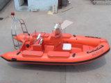 Canoa de salvação do reforço do Sar do bote de salvamento do reforço do salvamento do reforço
