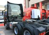 420HPエンジンを搭載するSinotruk HOWO A7 6X4のトラクターのトラック