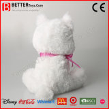 China Soft Peluche Stuffed Animal Cat Toy