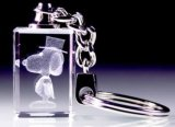 3D Zeer belangrijke Ketting van het kristal (2605)