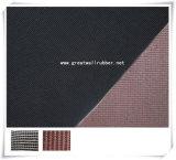 Циновка кровати коровы хорошего качества фабрики Gw4004 с двойным бортовым впечатлением ткани