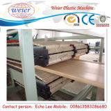 WPCの戸枠のプロフィールのプラスチック機械
