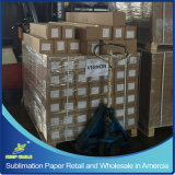 "Rolo Retail 64 "" Wide, 328 ' Long, 3 "" Core, 100GSM Fast Dry Regular Sublimation Heat Transfer Paper em Califórnia dos E.U."