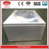 Panneau en aluminium de revêtement de mur de constructeur de Foshan pour le mur rideau (Jh66-1)
